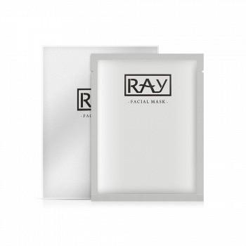 RAY  泰国保湿蚕丝面膜银盒 10片装*2盒