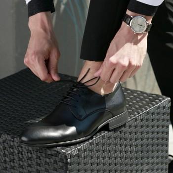 京东商城京造 男士商务正装鞋