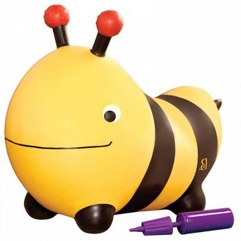 京东商城B.toys 大黄蜂款 充气弹跳球