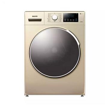 天猫9日0点:Sanyo 三洋 WF100BHI576ST 10公斤 洗烘一体机