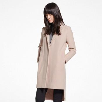 天猫双11预售: JNBY 江南布衣 5F024245 女士毛呢大衣