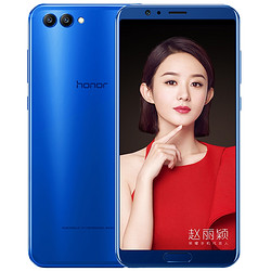 HUAWEI 华为 荣耀 V10 全网通智能手机 4GB+64GB 炫影蓝