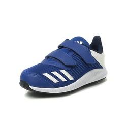 苏宁易购限尺码:adidas 阿迪达斯 BY2696 男小童运动休闲鞋