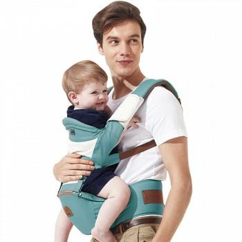 京东商城bébéar 抱抱熊 C11 多功能婴儿背带 *2件