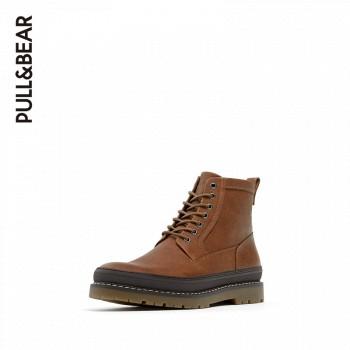 天猫PULL&BEAR 17026312 男士短靴