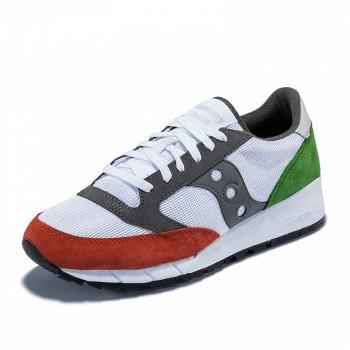 京东商城Saucony 圣康尼 JAZZ 91 男士复古跑鞋