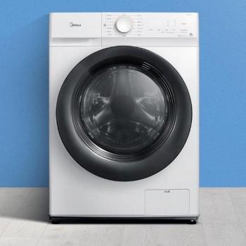 天猫Midea 美的 MD100V11D 10公斤 洗烘一体机