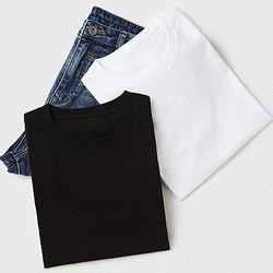 京东商城VANCL 凡客诚品 1093605 男士短袖T恤 *5件