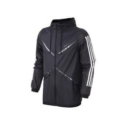苏宁易购adidas 阿迪达斯 DM4333 男子运动休闲夹克