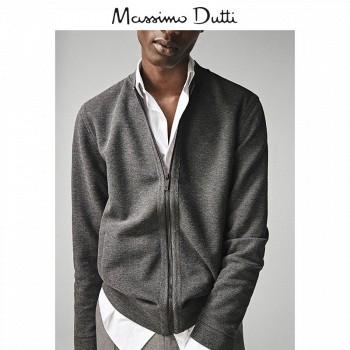 天猫Massimo Dutti 00745156812 男士针织外套