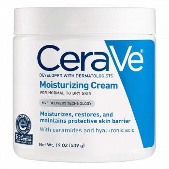 中亚Prime会员:CeraVe Moisturizing Cream 保湿修复滋润霜 539g *2件