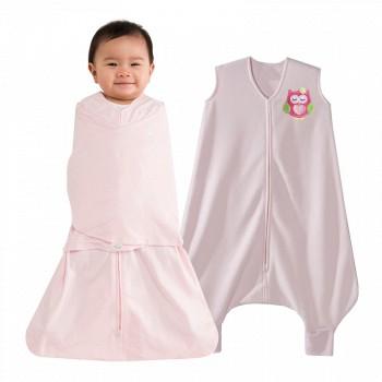 天猫双11预售:HALO婴幼儿睡袋+摇粒绒分腿睡袋 2件组合装