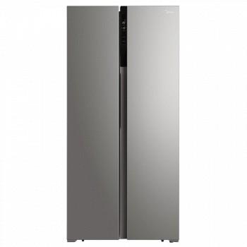 京东商城Midea 美的 BCD-452WKPZM(E) 风冷变频 对开门冰箱 452升