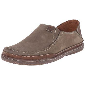 暴击价!Clarks Trapell 男士乐福鞋