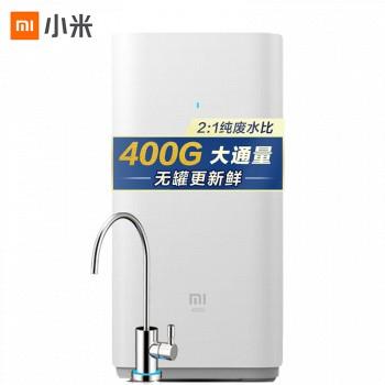 MI 小米 MR424-A 厨下式 反渗透RO净水器 400G通量