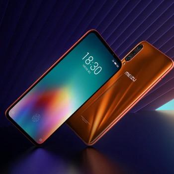 新品发售: MEIZU 魅族 16T 智能手机 8+128GB