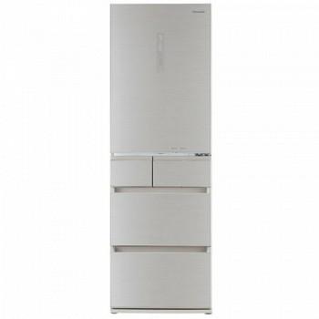 历史低价: Panasonic 松下 NR-E450PX-NH 435升 多门冰箱 +凑单品