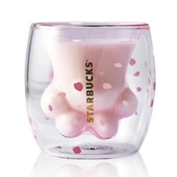 15點開始_|优彩彩票注册、新品發售-诺基亚n79手机: STARBUCKS 星巴克 櫻花貓爪 雙層玻璃杯