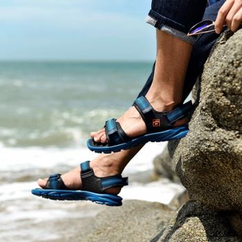 TOREAD 探路者 TFGE81955 中性款沙滩鞋