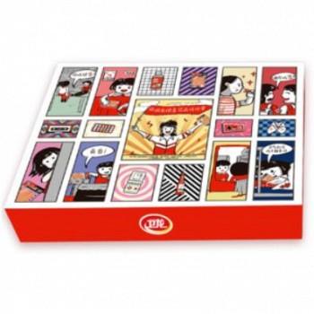 新品发售、新年好礼:卫龙 洞洞乐礼盒